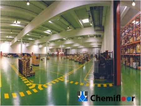 Beneficios de los pavimentos industriales de resina